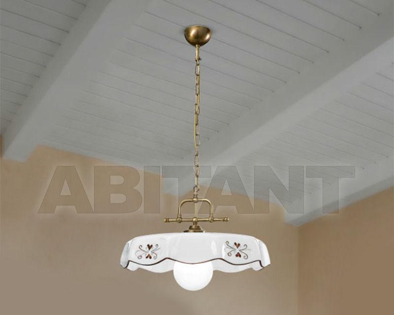 Купить Светильник Cremasco Illuminazione snc Vecchioveneto 0391/1S-PC-BRSA-CE2-..