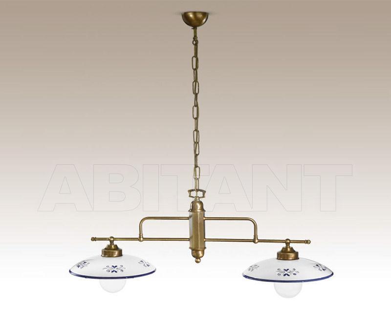 Купить Светильник Cremasco Illuminazione snc Vecchioveneto 0393/2S-BRSA-CE1-..