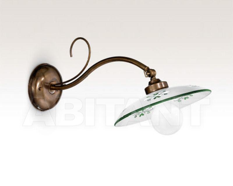 Купить Бра Cremasco Illuminazione snc Vecchioveneto 0411/1AP-MD-BR-CE1-..