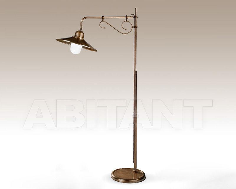 Купить Торшер Cremasco Illuminazione snc Vecchioveneto 0427/1P-BR-CON-..