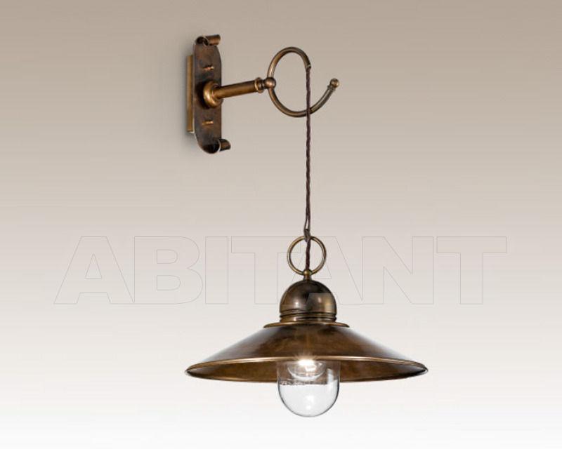 Купить Бра Cremasco Illuminazione snc Vecchioveneto 0430/1AP-CON-..
