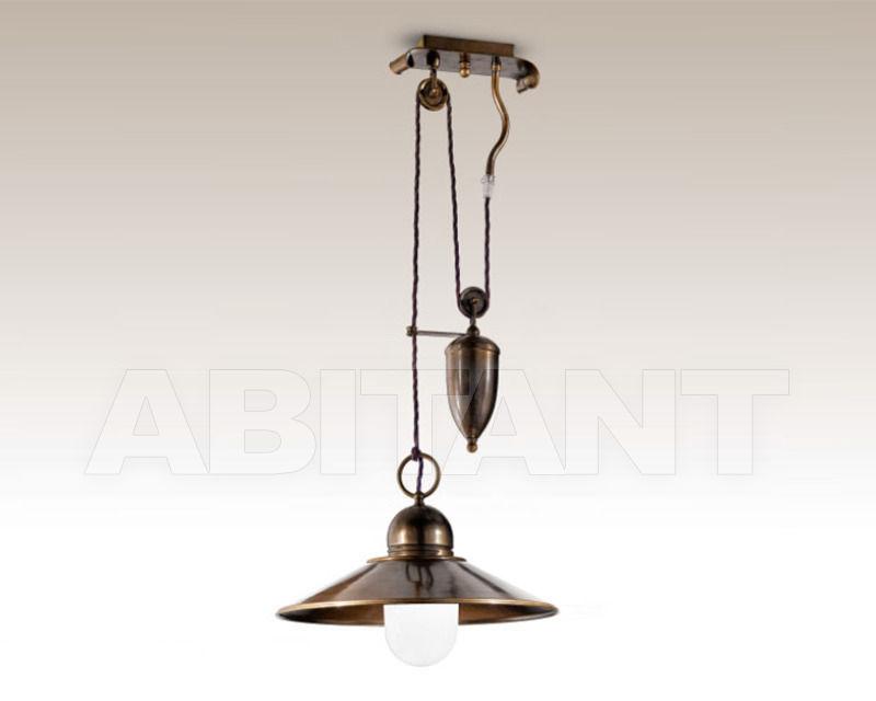 Купить Светильник Cremasco Illuminazione snc Vecchioveneto 0431/1S-BR-CON-..