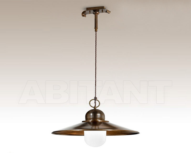 Купить Светильник Cremasco Illuminazione snc Vecchioveneto 0432/1S-BR-CON-45-..