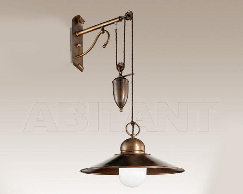 Купить Бра Cremasco Illuminazione snc Vecchioveneto 0433/1AP-CON-45-..