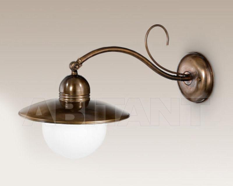 Купить Бра Cremasco Illuminazione snc Vecchioveneto 0436/1AP-BR-BOM-S18