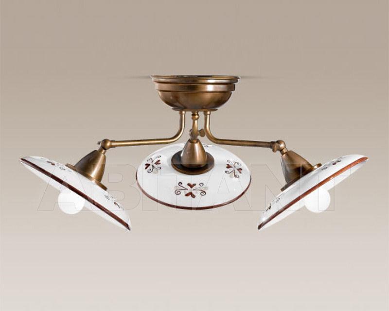 Купить Светильник Cremasco Illuminazione snc Vecchioveneto 0448/3PL-BR-CE1