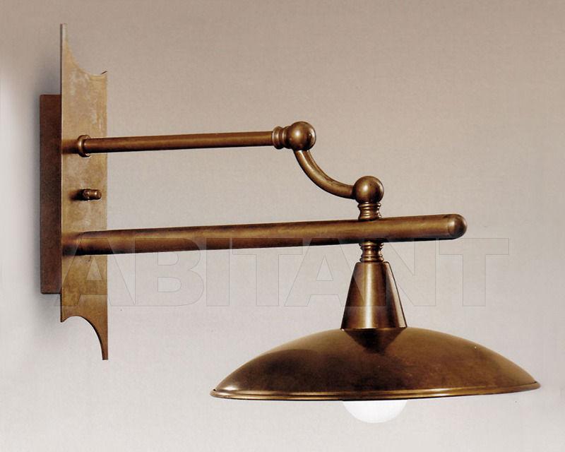 Купить Бра Cremasco Illuminazione snc Vecchioveneto 0353/1AP-BR-BOM