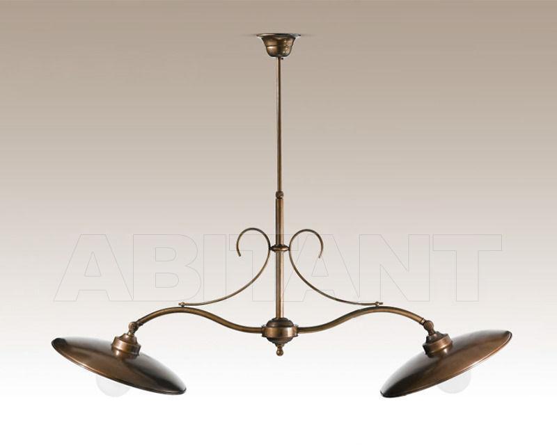 Купить Светильник Cremasco Illuminazione snc Vecchioveneto 0413/2S-BR-BOM