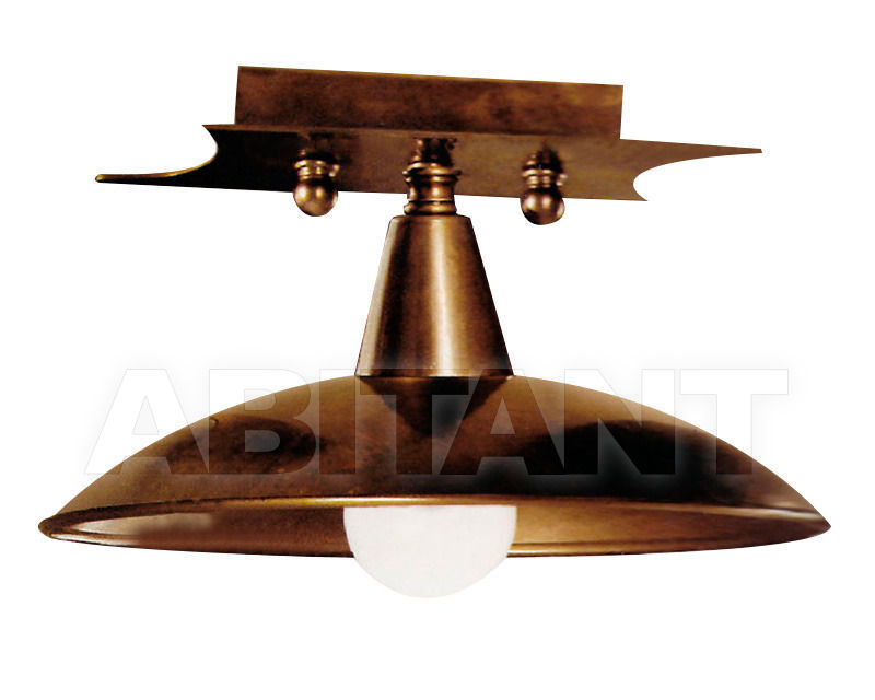 Купить Светильник Cremasco Illuminazione snc Vecchioveneto 0355/1PL-BR-BOM