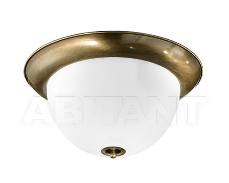 Купить Светильник Cremasco Illuminazione snc Vecchioveneto 0399/2PL-MD-BRSF
