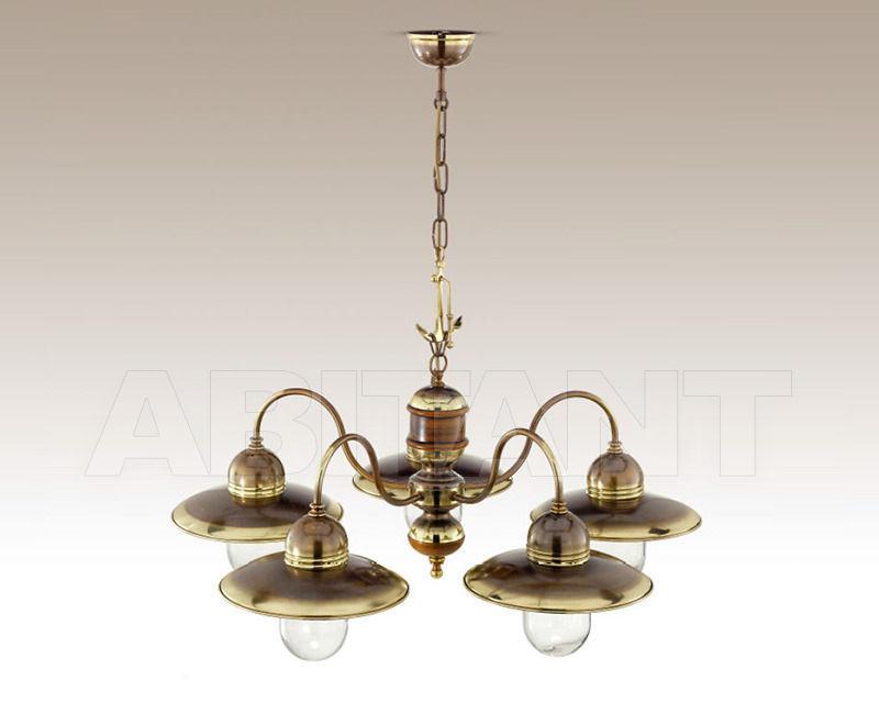 Купить Люстра Cremasco Illuminazione snc Vecchioveneto 0478/5S-..