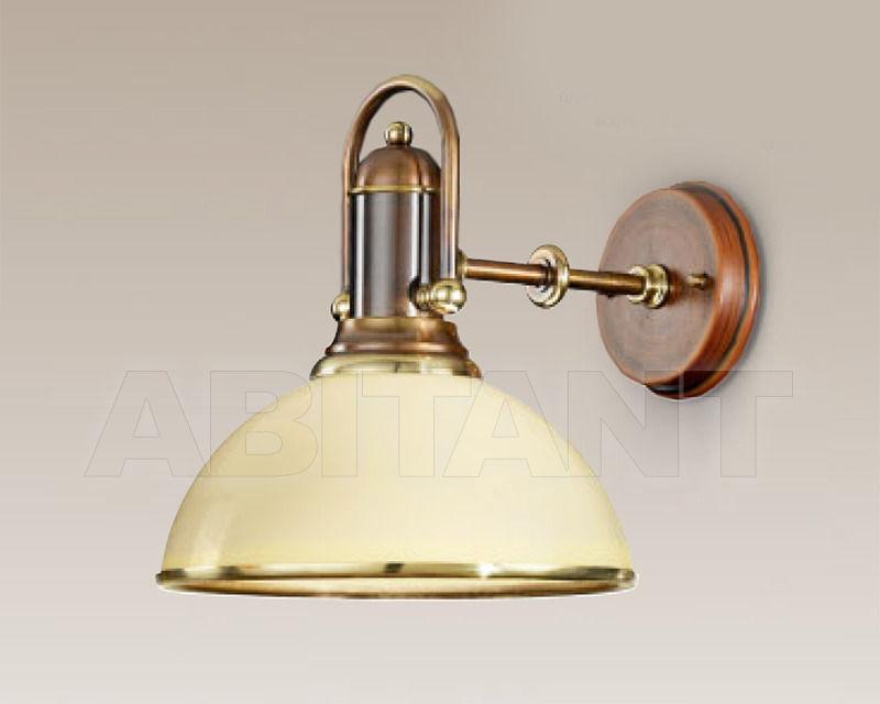 Купить Бра Cremasco Illuminazione snc Vecchioveneto 0496/1AP-AV