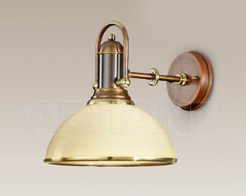 Купить Бра Cremasco Illuminazione snc Vecchioveneto 0496/1AP-BRSF-AV