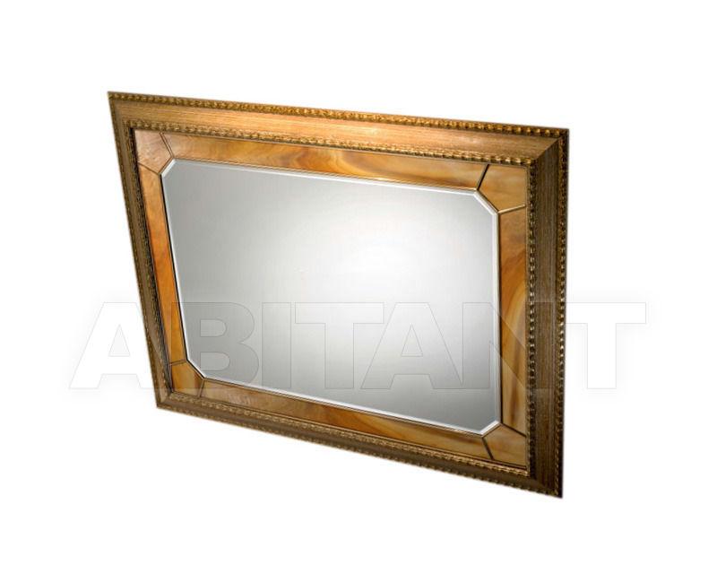 Купить Зеркало настенное Cremasco Illuminazione snc Vecchioveneto SPECCHIO 001-PC-BE