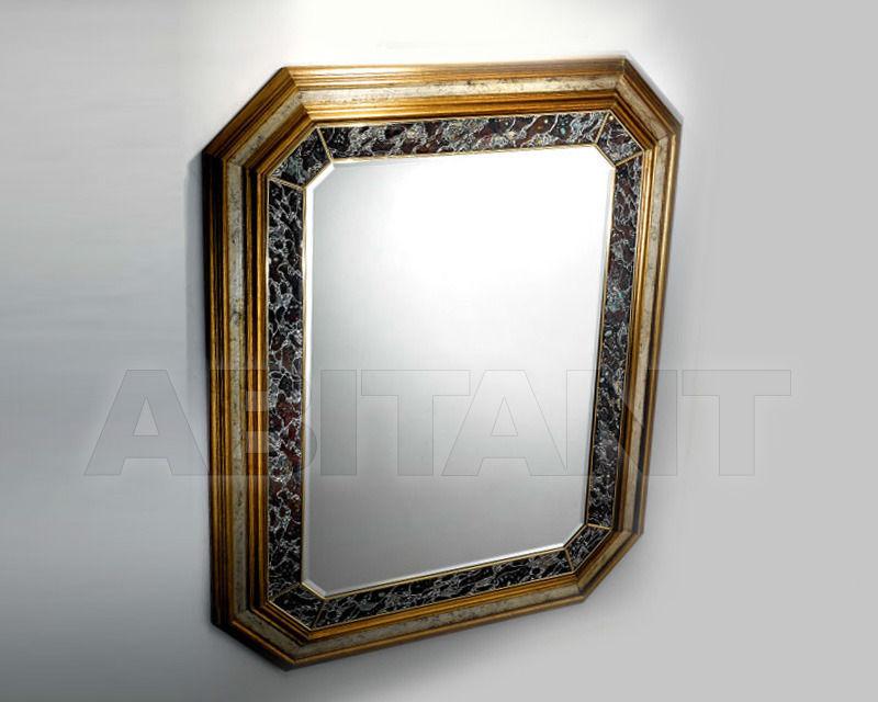 Купить Зеркало настенное Cremasco Illuminazione snc Vecchioveneto SPECCHIO 002-GR