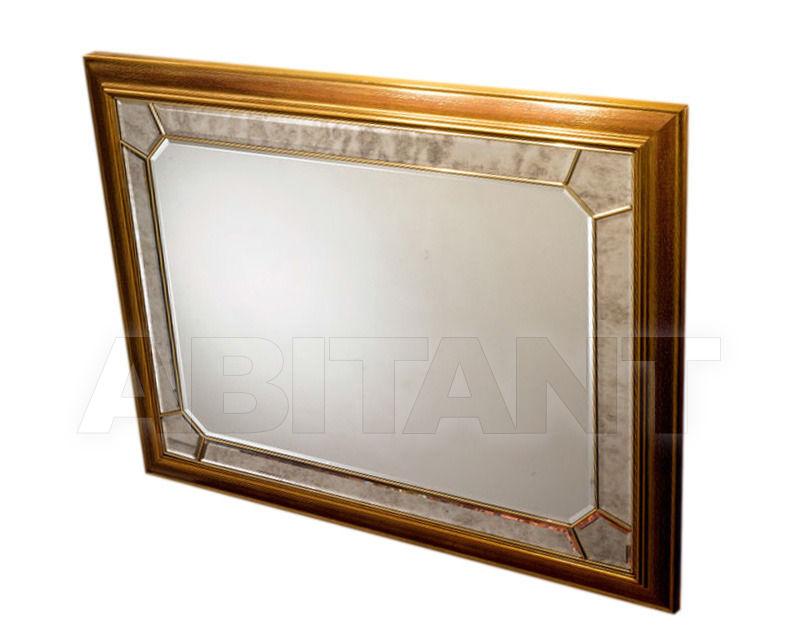 Купить Зеркало настенное Cremasco Illuminazione snc Vecchioveneto SPECCHIO 003-GR