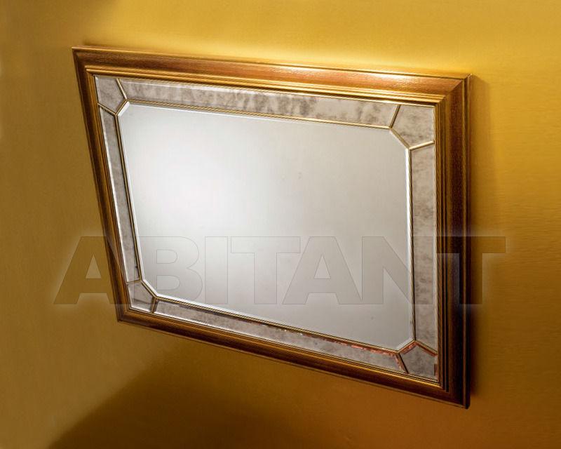 Купить Зеркало настенное Cremasco Illuminazione snc Vecchioveneto SPECCHIO 003-PC
