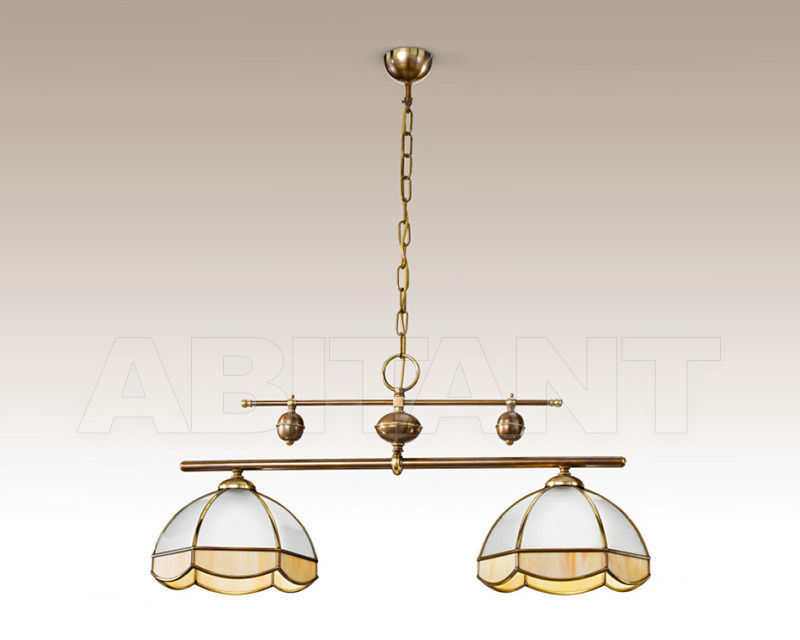 Купить Светильник Cremasco Illuminazione snc Vecchioveneto 0523/2S-BE