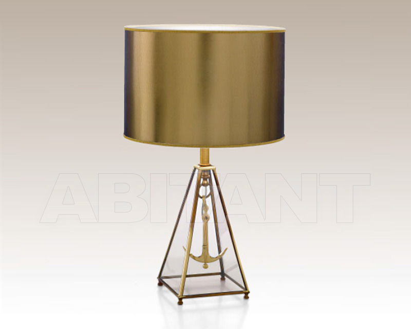 Купить Лампа настольная Cremasco Illuminazione snc Vecchioveneto 0533/1LA-OL