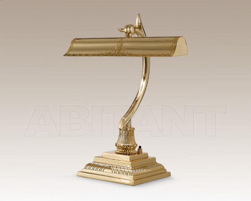 Купить Лампа настольная Cremasco Illuminazione snc Vecchioveneto 1862/2LA-OL