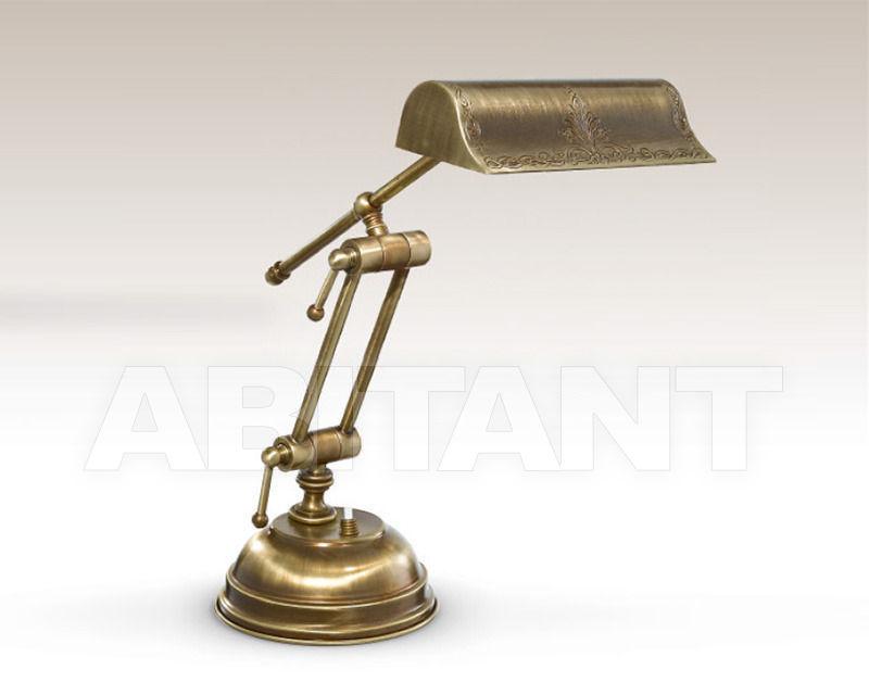 Купить Лампа настольная Cremasco Illuminazione snc Vecchioveneto 1864/1LU-BR