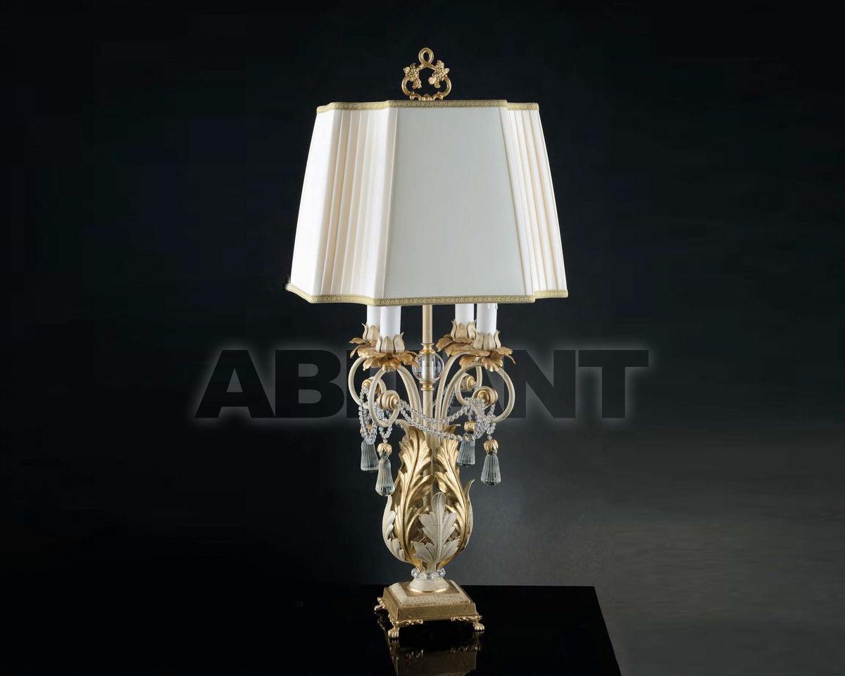 Купить Лампа настольная Epoca Lampadari snc  Epoca 2013 1359/LG4 dec. 580