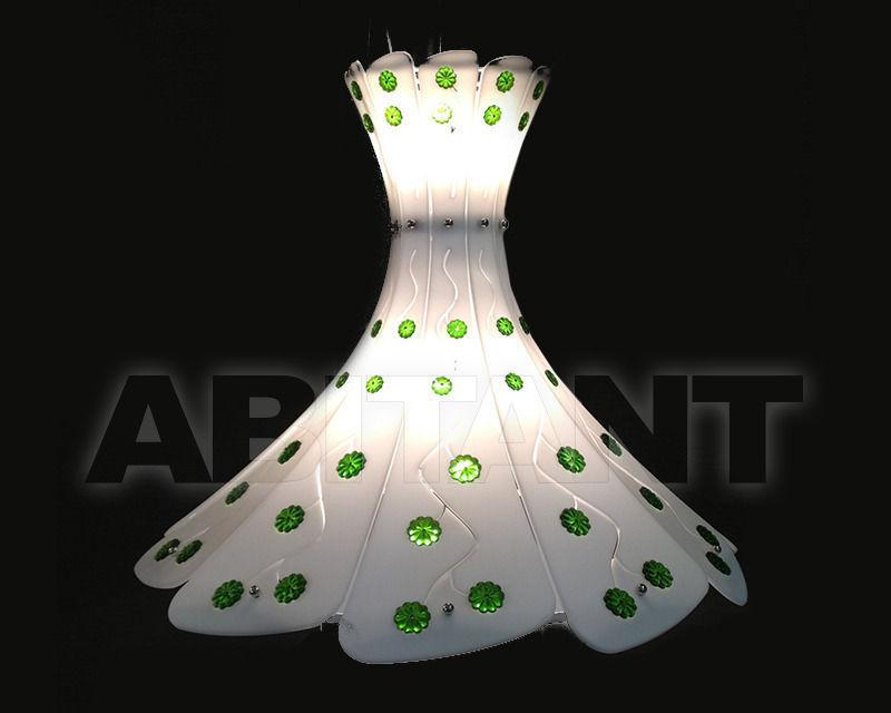 Купить Светильник Spazio Luce by Ital Lux 2013 KARLA/S Green