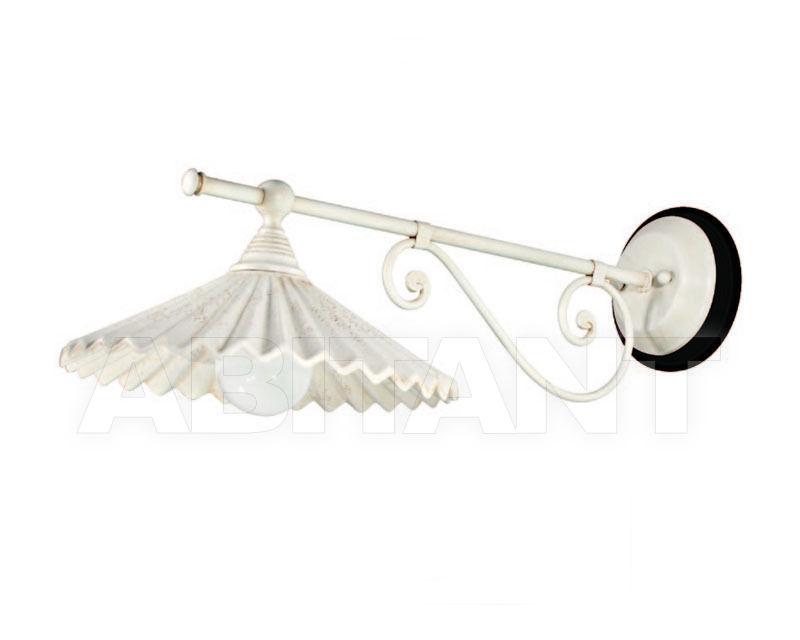 Купить Светильник настенный Florenz Lamp di Bandini Arnaldo & C. s.n.c. La Luce 2801.01AA