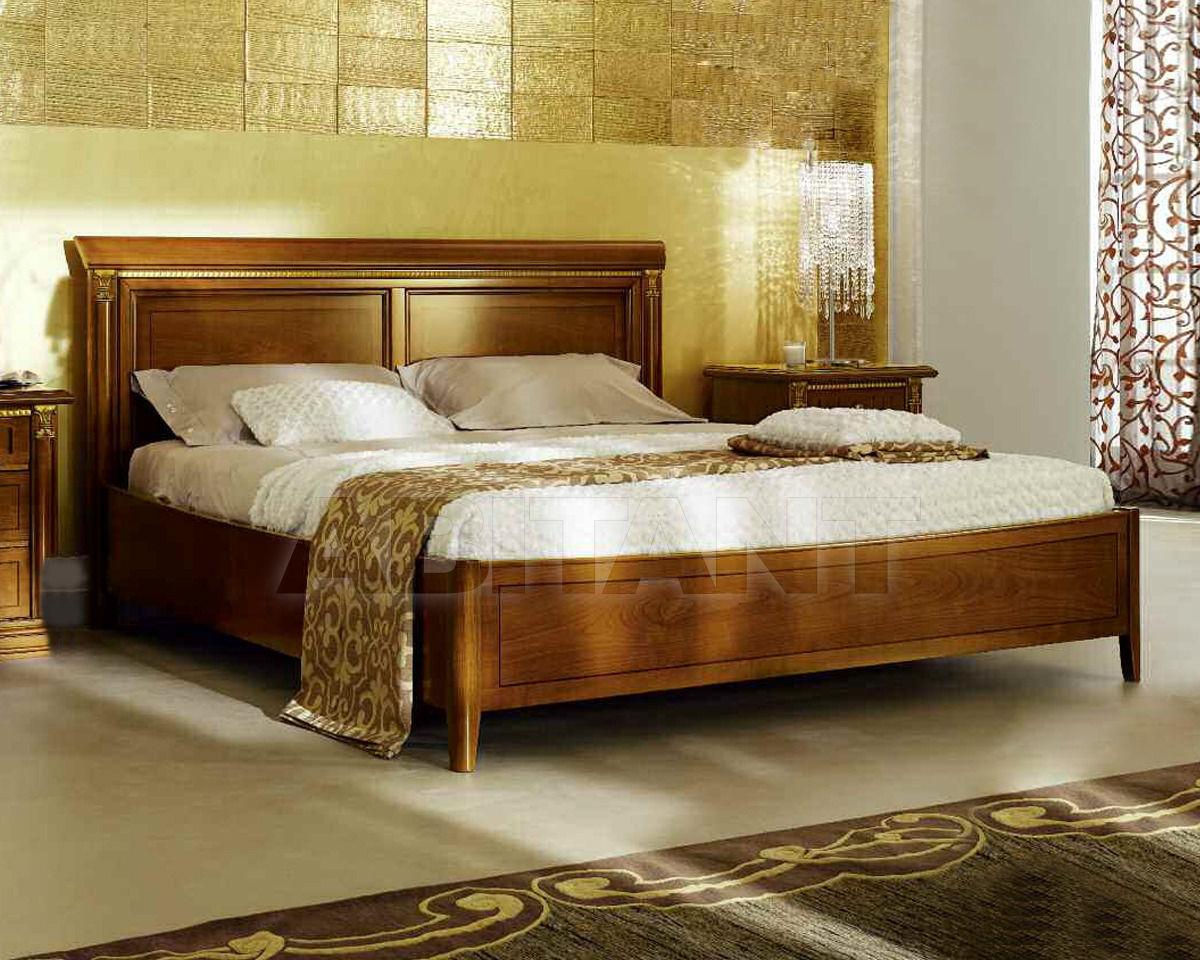 Купить Кровать DRITTO CON RING Mario Villanova Angelica A0412D