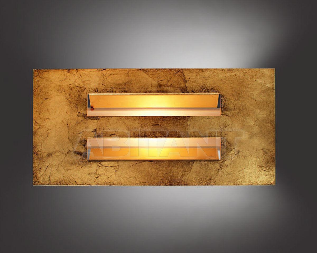 Купить Светильник настенный Florenz Lamp di Bandini Arnaldo & C. s.n.c. La Luce 2777.01FO