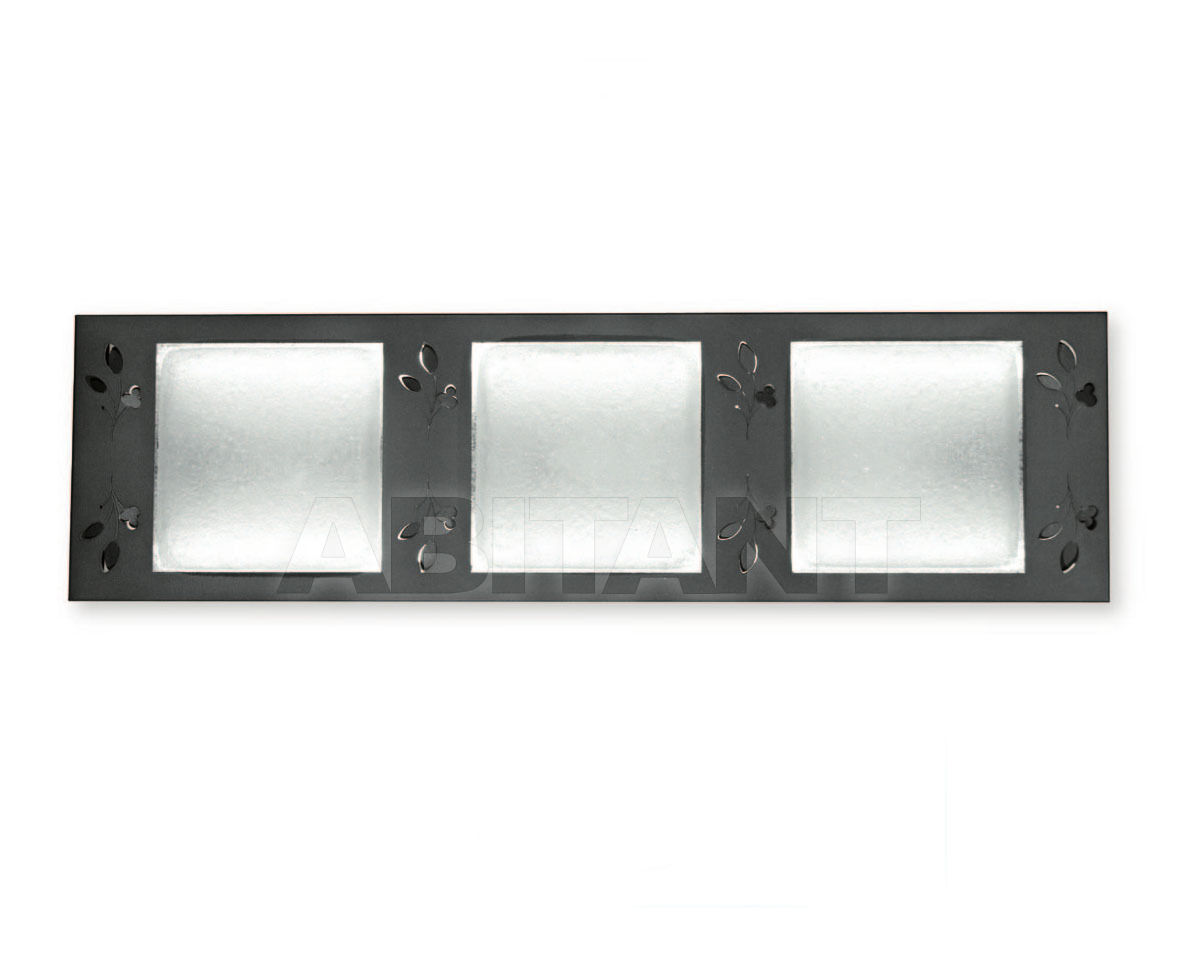 Купить Светильник настенный Florenz Lamp di Bandini Arnaldo & C. s.n.c. La Luce 2719.L2FOI
