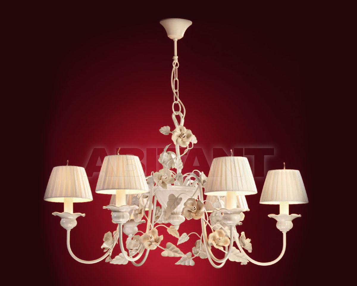 Купить Люстра Florenz Lamp di Bandini Arnaldo & C. s.n.c. La Luce 2784.06BI