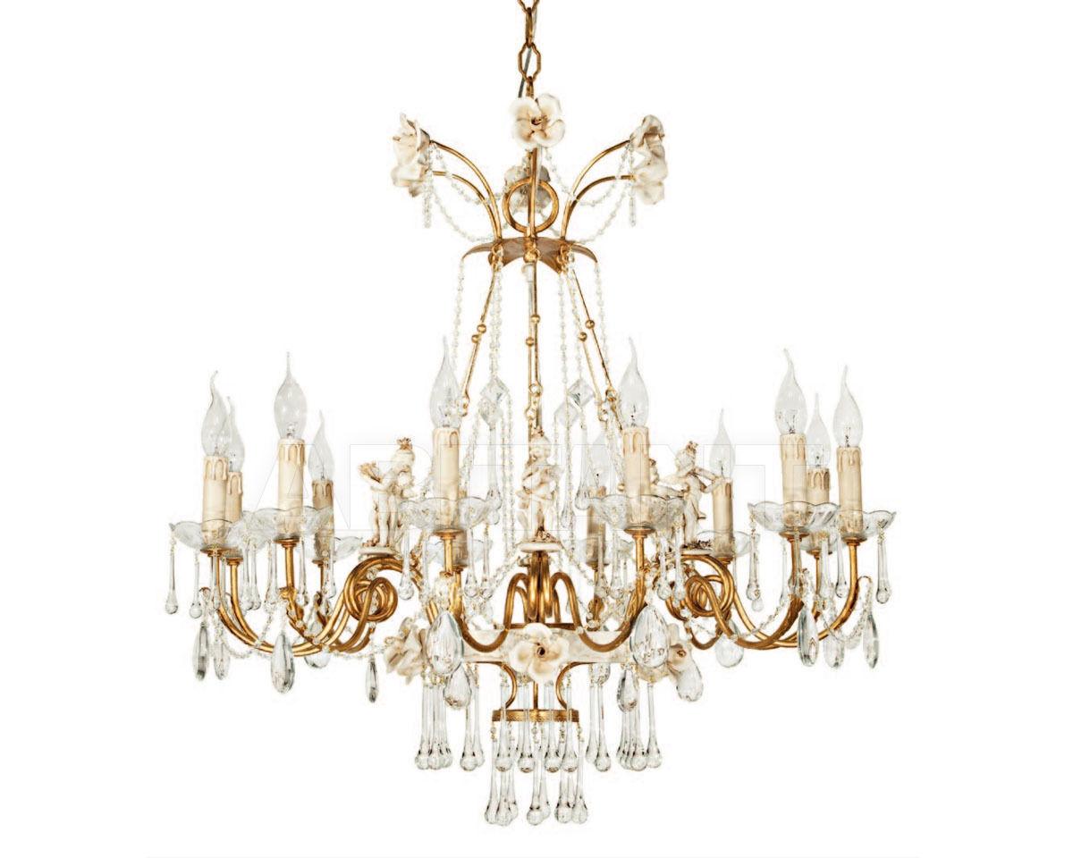 Купить Люстра Florenz Lamp di Bandini Arnaldo & C. s.n.c. La Luce 9029.12FOI