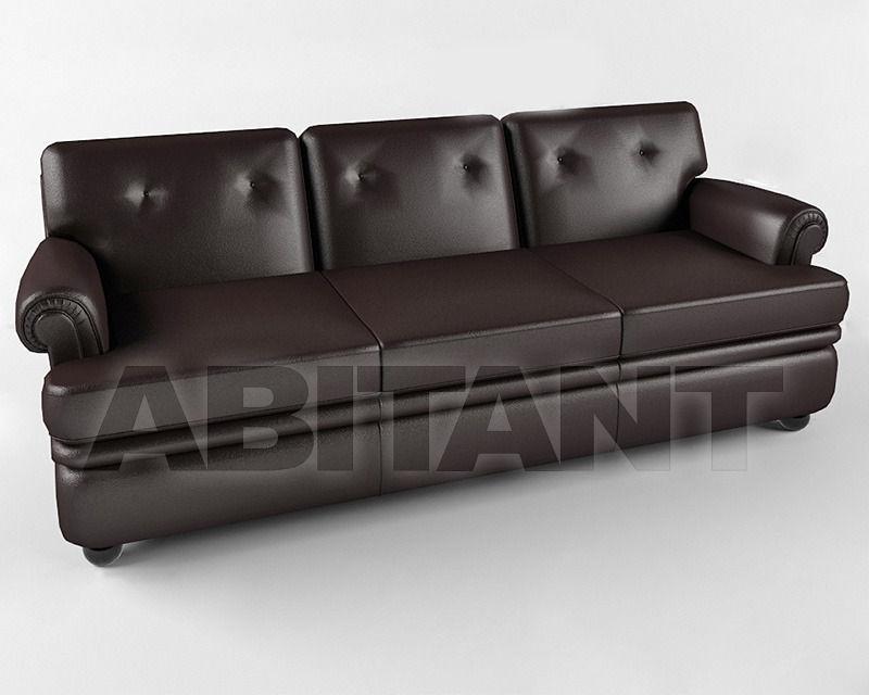 Купить Диван Bretagne Poltrona Frau Casa Export 5568311
