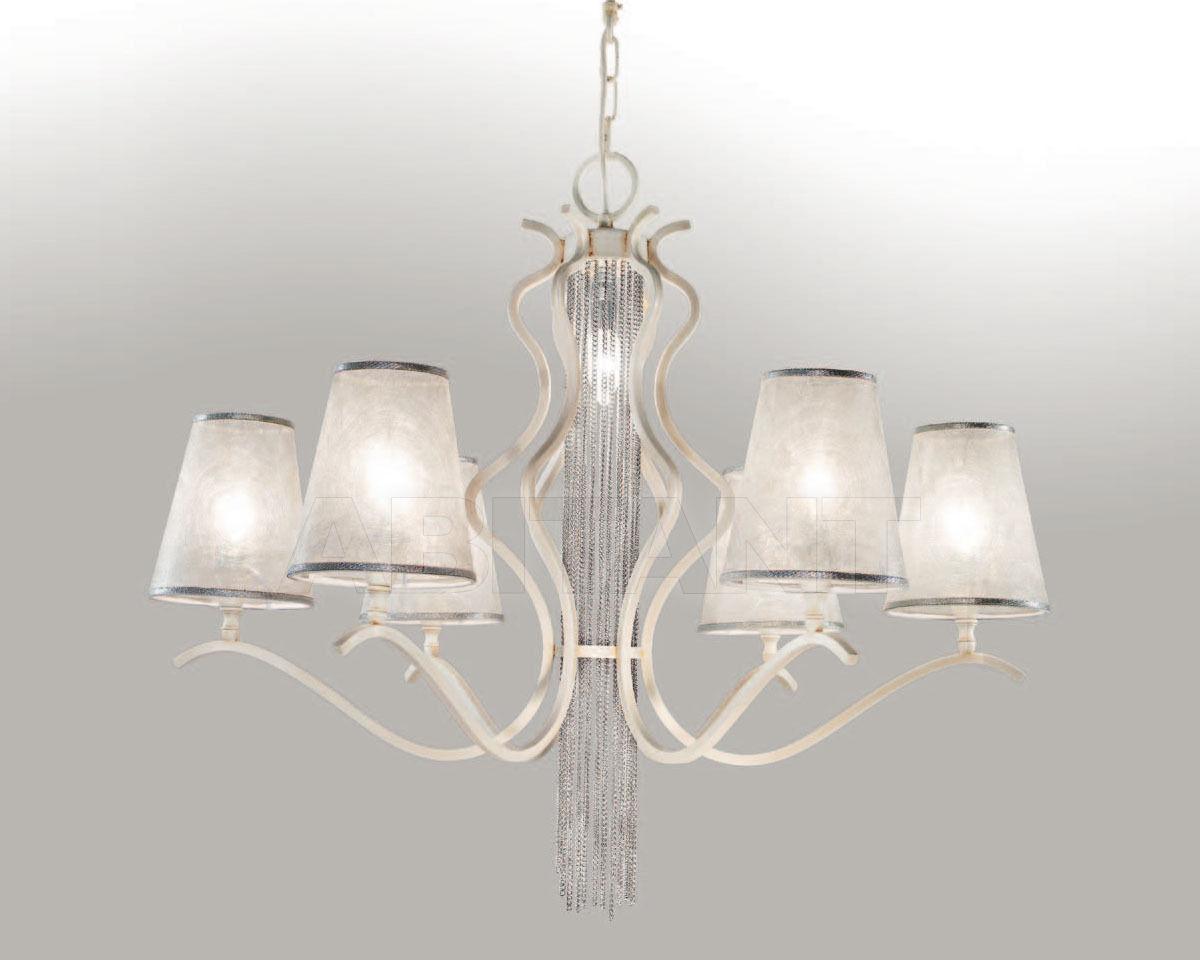 Купить Люстра Florenz Lamp di Bandini Arnaldo & C. s.n.c. La Luce 2728.06AA