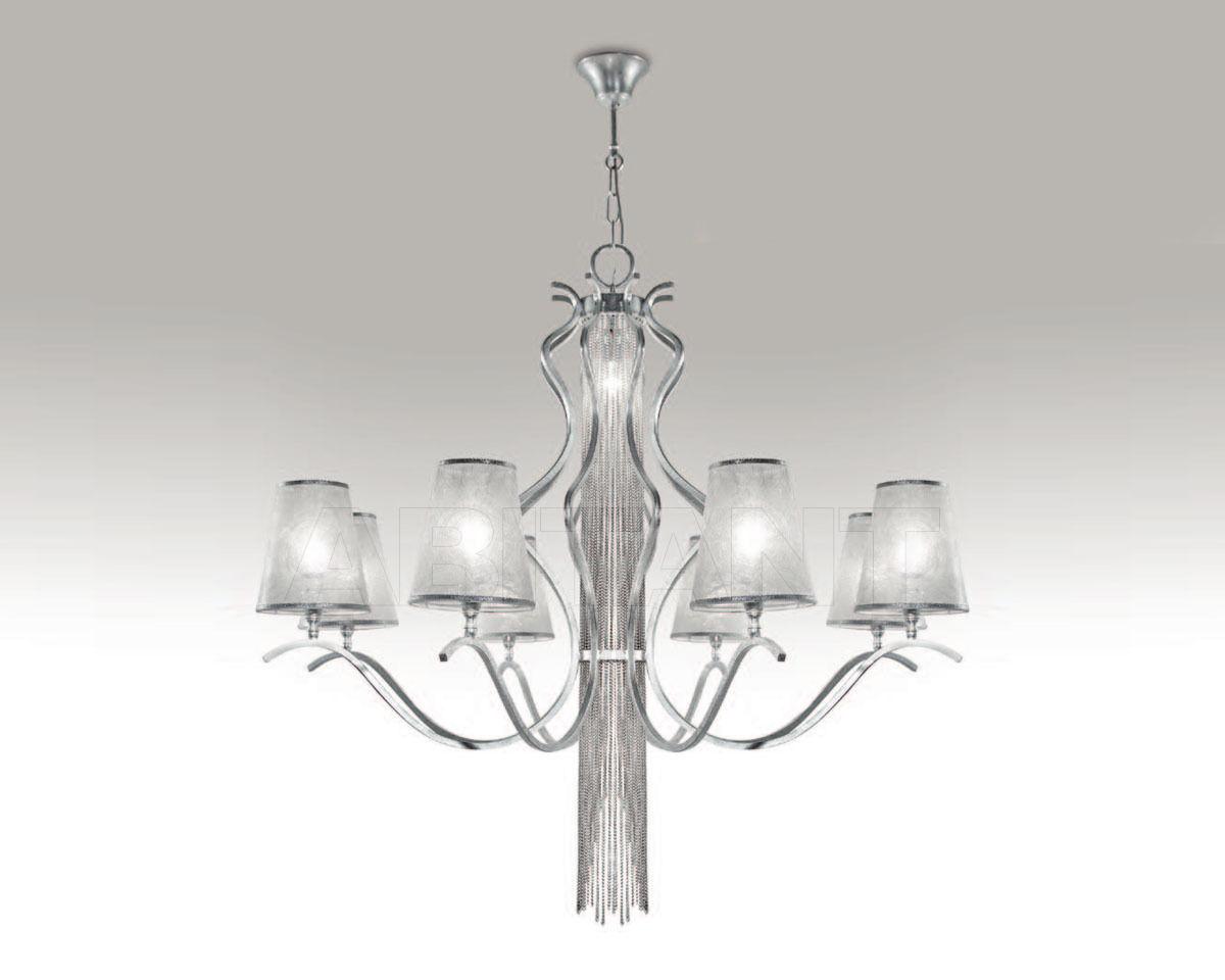 Купить Люстра Florenz Lamp di Bandini Arnaldo & C. s.n.c. La Luce 2728.08FA