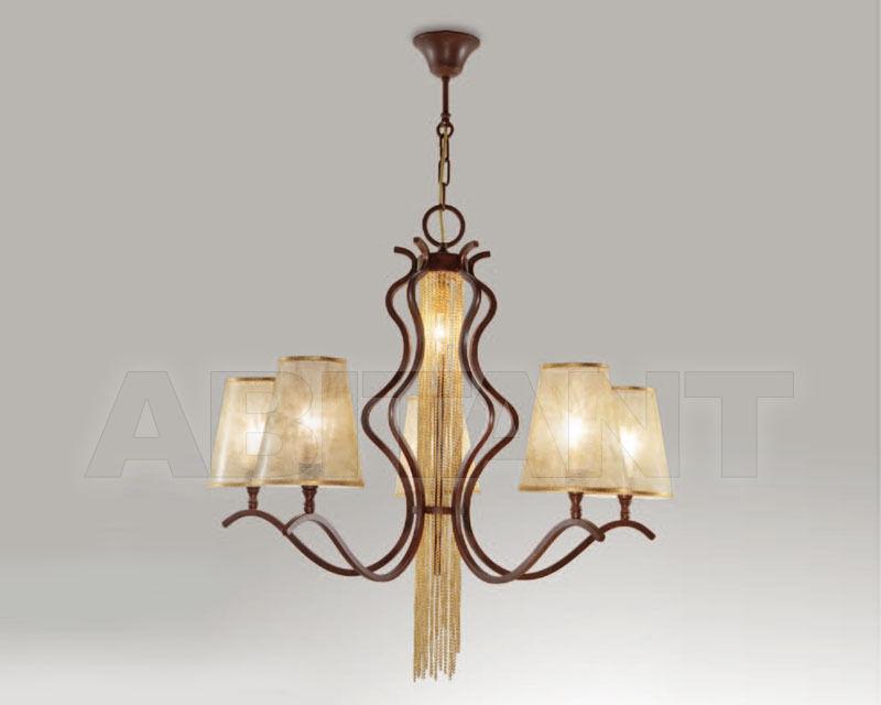 Купить Люстра Florenz Lamp di Bandini Arnaldo & C. s.n.c. La Luce 2728.05TE