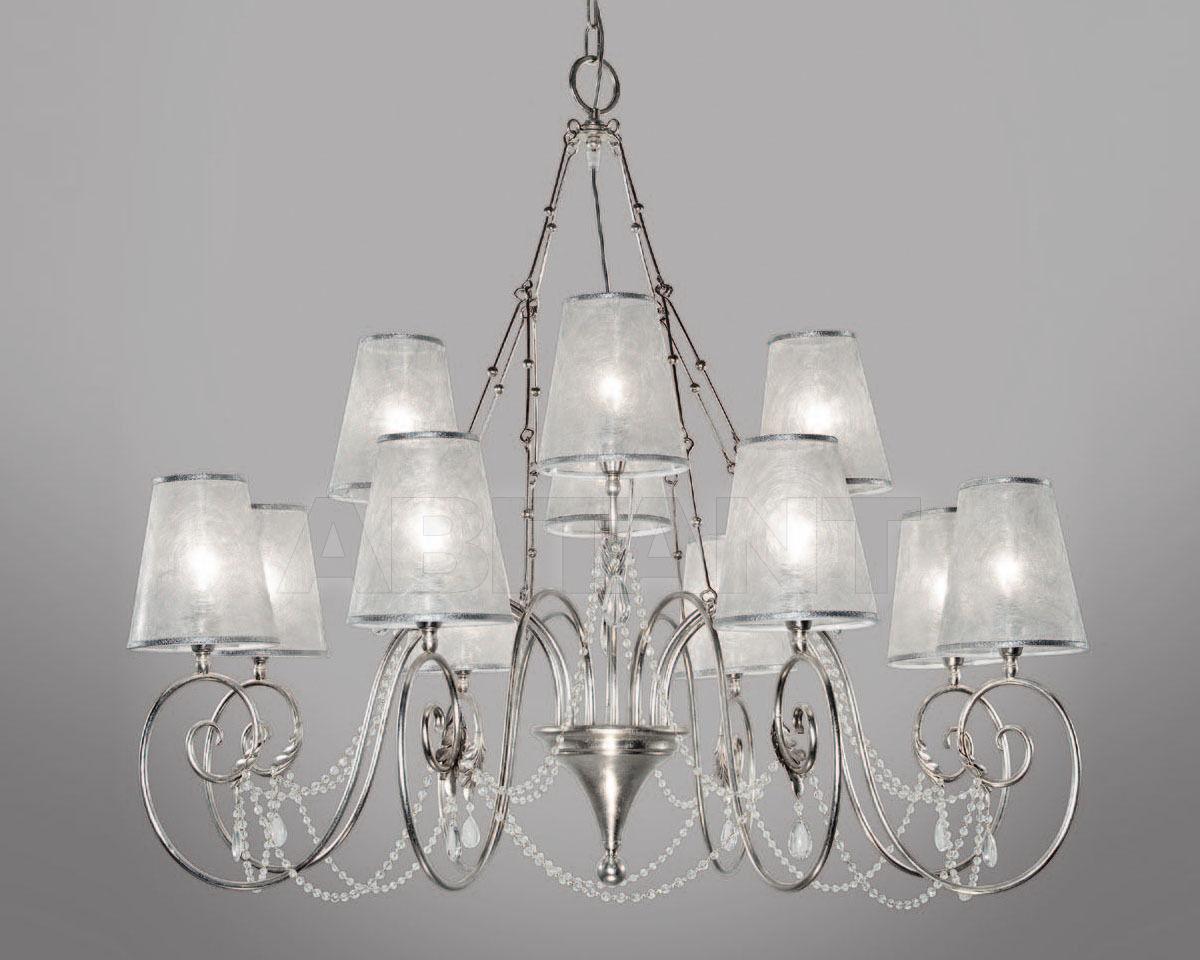 Купить Люстра Florenz Lamp di Bandini Arnaldo & C. s.n.c. La Luce 2717.12FAI