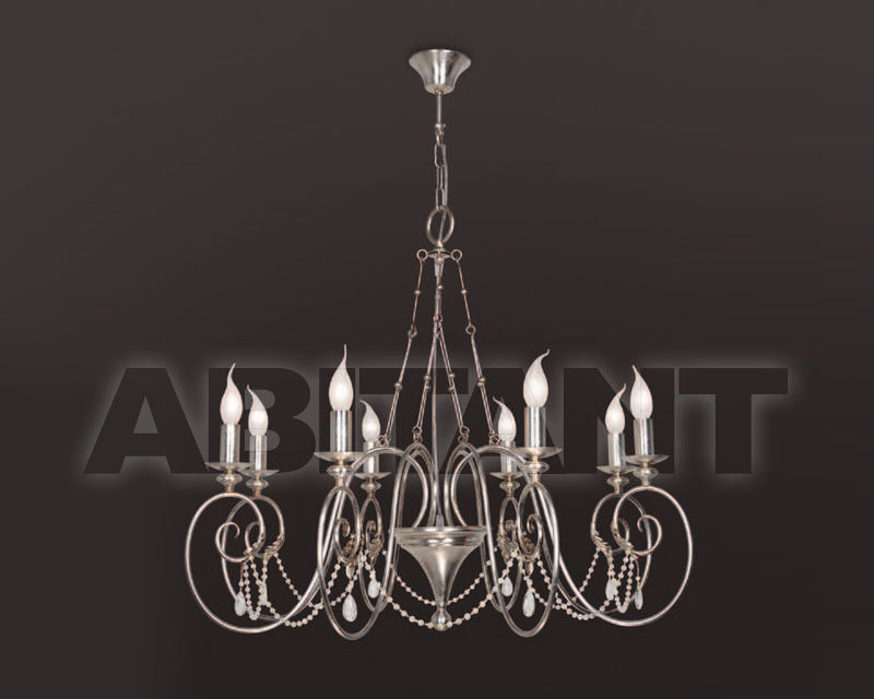 Купить Люстра Florenz Lamp di Bandini Arnaldo & C. s.n.c. La Luce 2764.08FA