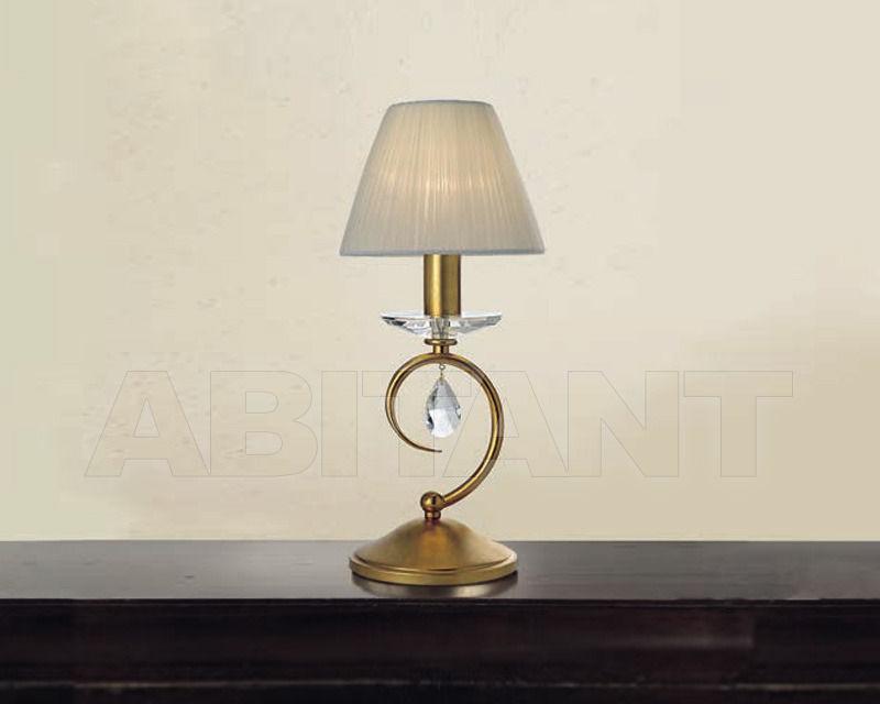 Купить Лампа настольная Lam Export Classic Collection 2014 4265 / 1 L finitura 2 / finish 2
