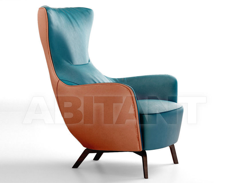 Купить Кресло Mamy Blue Poltrona Frau Casa Export 5571111 3
