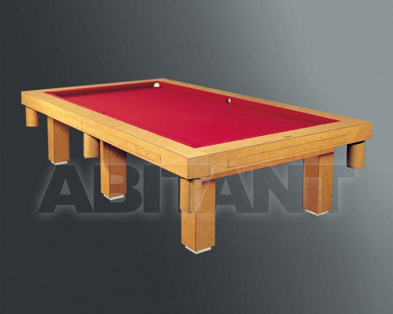 Купить Бильярдный стол Hermelin & Co. Srl. Italiana/boccette DABA rivestito in CUOIO FRAU (*) 1