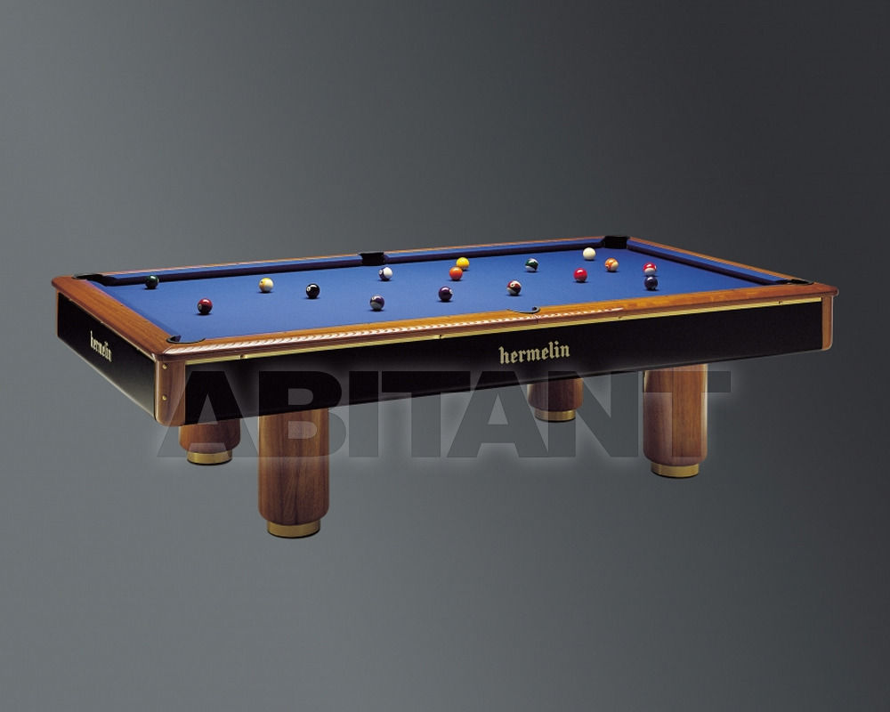 Купить Бильярдный стол Hermelin & Co. Srl. bigliardi American Pool PRIMATIST  POOL 2