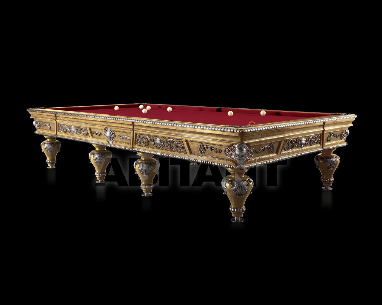 Купить Бильярдный стол Lu.Bo Biliardi Biliardi HOLLYWOOD ORO