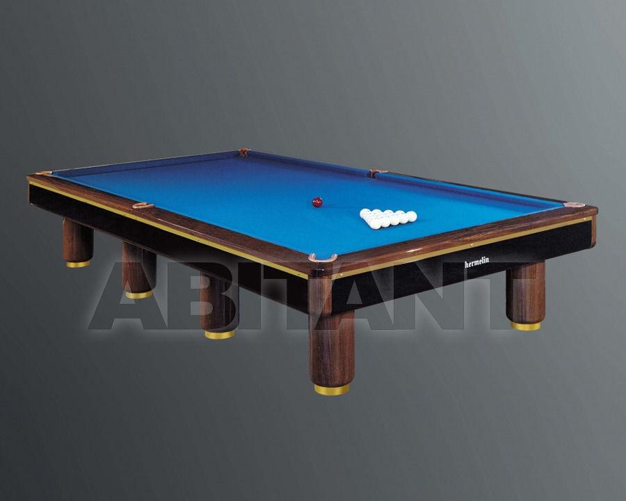 Купить Бильярдный стол Hermelin & Co. Srl. Piramide Russa E Snooker Inglese ZAR 4
