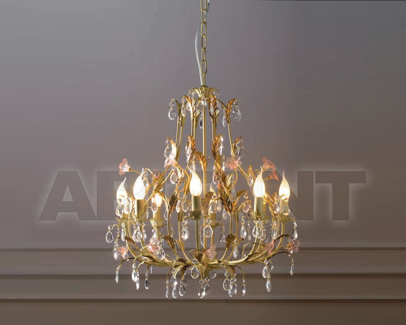 Купить Люстра OLIMPO Eurolampart srl Decor & Light 572/08LA