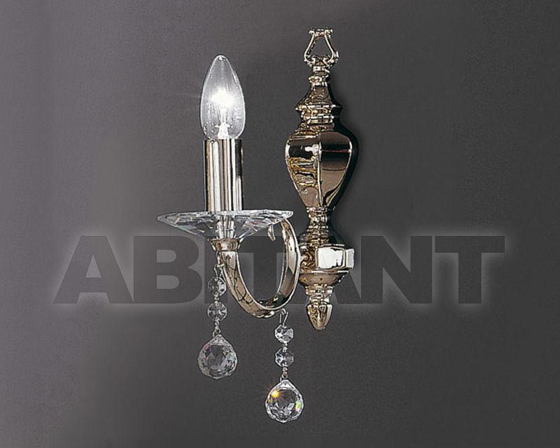 Купить Бра Asfour Crystal Crystal 2013 WL 362/G/1 BALL