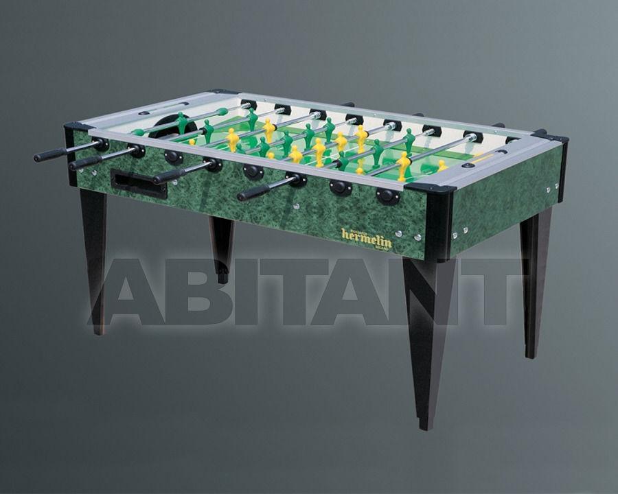 Купить Стол игровой Hermelin & Co. Srl. bigliardi American Pool GREEN