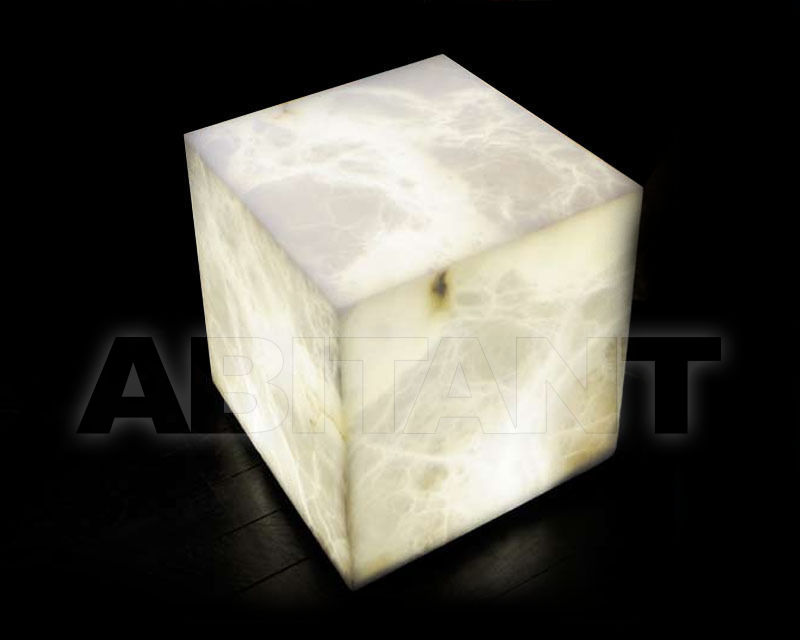 Купить Столик журнальный Atelier Alain Ellouz Collection Alabaster Cuby