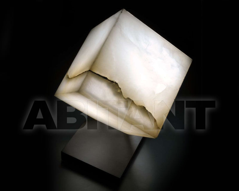 Купить Лампа настольная Atelier Alain Ellouz Collection Alabaster Anapurna 3
